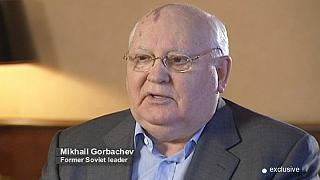 Gorbachev urges Putin to usher in reforms