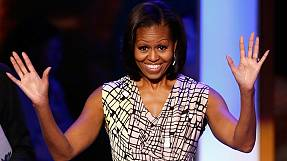 Yes, she can. Michelle Obama lance la convention démocrate