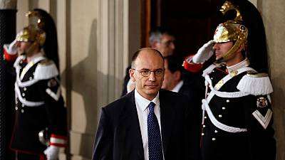 Italy's Letta edges closer to forming new government