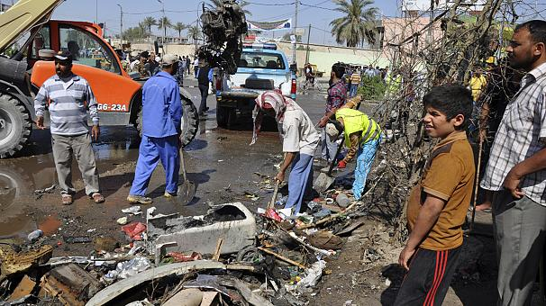 Several killed by car bombs in southern Iraq