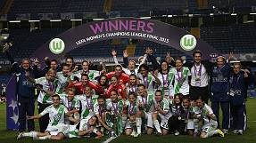 sport: Wolfsburg win women's Champions League