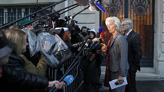 IMF chief Christine Lagarde escapes formal investigation