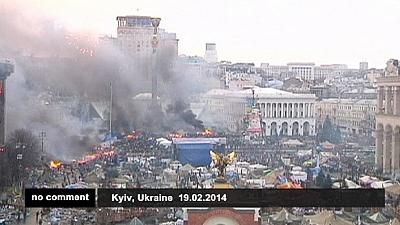Kiev burns in worst clashes since Ukraine's independence – nocomment