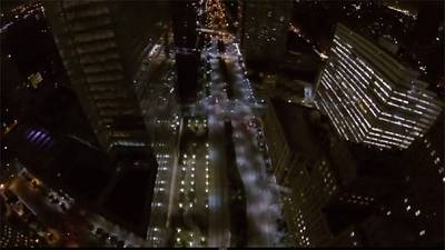 Watch: Base jumpers leap off One World Trade Center, New York