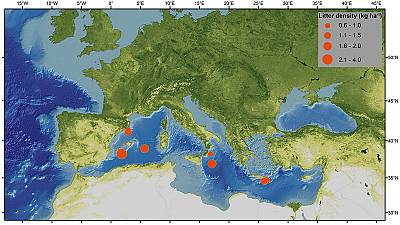 New seabed survey uncovers the depths of Europe's marine junk problem