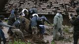 Twenty-one confirmed dead in Indian mudslide