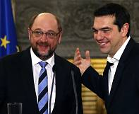 """Positive signs"" Greece will work together with lenders to reach deal"