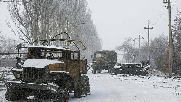 Locals brace for Ukraine troops to take back Vuhlehirsk