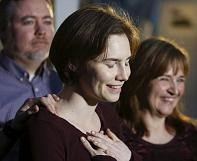 Amanda Knox: 'Joy' as murder conviction overturned