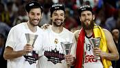 Real Madrid win Euroleague as Elshorbagy enjoys British Open triumph