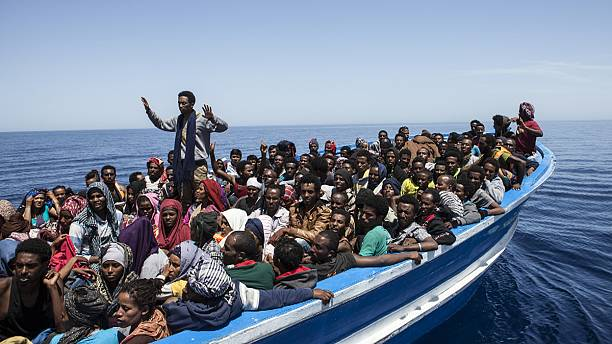 We've rescued 5,500 migrants from sea in three months, says charity