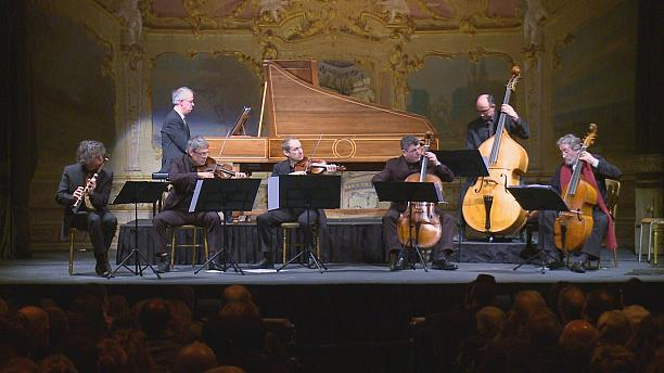 Valletta festival in Malta: Baroque is in