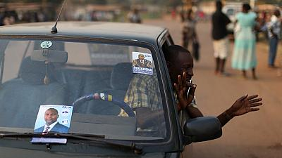 Vote counting begins in CAR elections