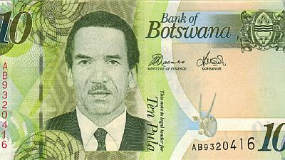 Botswana central bank maintains benchmark rate at 6 percent