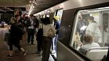 Washington DC subway reopens after day-long shutdown