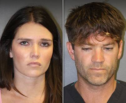 Doctor, girlfriend accused of drugging, raping women