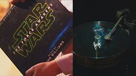 'Star Wars' score gets cool hologram vinyl