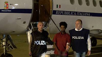 Sudan extradites world's most wanted people-smuggler to Italy