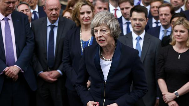 The Brief from Brussels: Theresa May ab Mittwoch neue Premierministerin