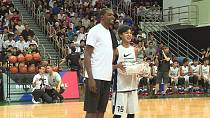 Kevin Durant's Tour of Greater China