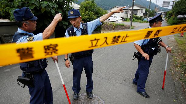 Deadly knife attack in Japan leaves 19 dead at a care home for the disabled
