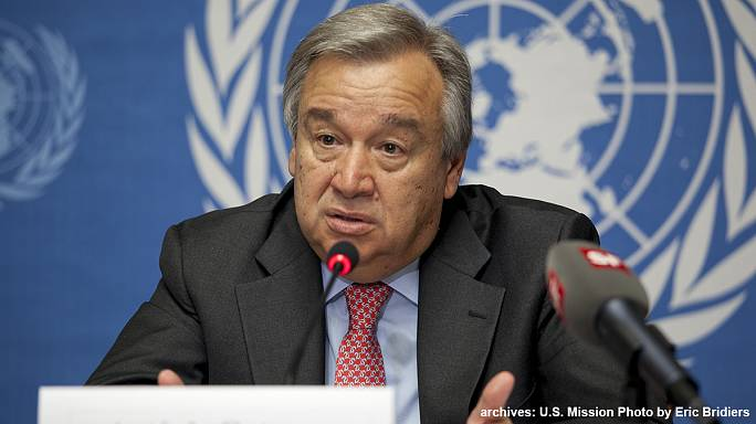 Portugal's António Guterres to be the new UN secretary general