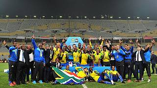 South Africa celebrates Sundowns for historic CAF Champions League triumph