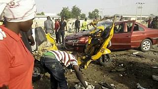 [Update] Nigeria: Twin suicide bombers kill 9 people in Maiduguri