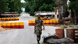 Nigerian soldier killed in foiled suicide attack at military location