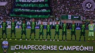 CONMEBOL confirms Chapecoense as 'champions of the Copa Sudamericana'