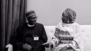 'I do not accept gifts' – Buhari's wife declares