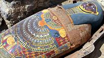 U.S. to help Egypt restore hundreds of pharaonic era coffins [no comment]