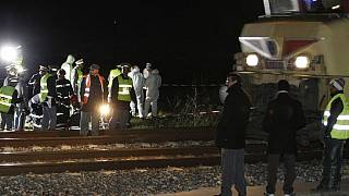 Over 100 passengers injured as train coaches collide in South Africa
