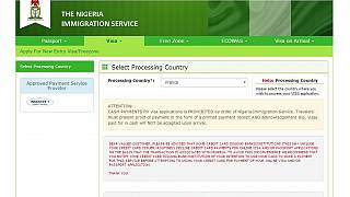Nigeria launches 48-hour online visa application system