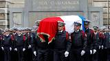 France mourns slain police officer