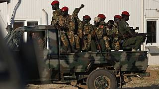 S. Sudan army floods the streets of Juba after taking control of rebel HQ