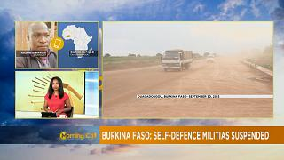 Burkina Faso: Self-defence militia groups suspended [The Morning Call]