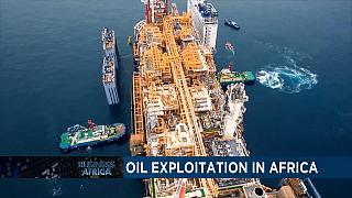 Oil exploration in Africa