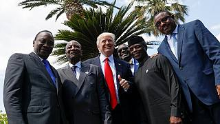 Ethiopia, Kenya, Nigeria and others represent Africa at G7 summit