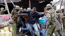 Deadly violence in Kenya in the aftermath of the presidential election [no comment]
