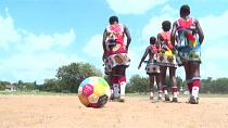 Eight Kenyan young girls to represent Africa at the Global Goals World Cup [no comment]