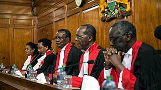 Kenya's EC criticised by Supreme Court for refusing to comply with orders