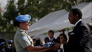 UN replaces Haitian peacekeeping mission with smaller police presence