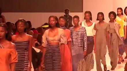 Fashion event celebrates plus size women in Cameroon [no comment]