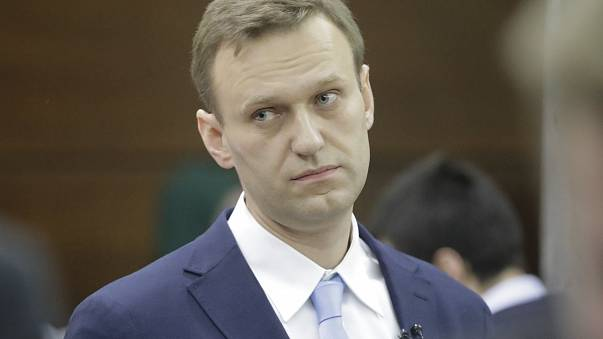 Russia court upholds Navalny presidential election ban