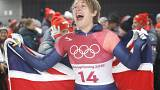 Pyeongchang 2018: Britain celebrates skeleton gold and first ever skiing medal