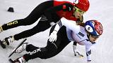 Norway holds advantage in medals table as records tumble in Pyeongchang