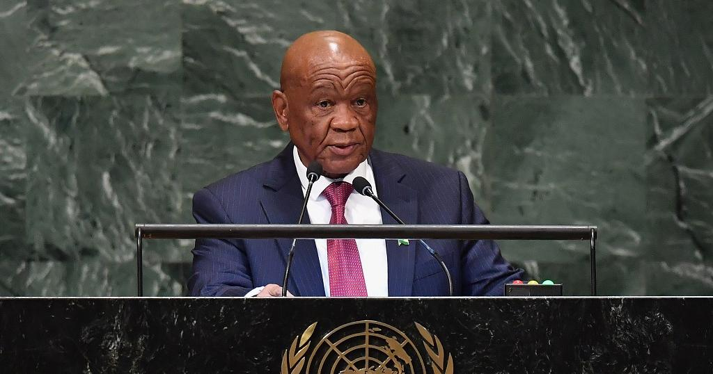 Opposition protesters want embattled Lesotho PM to resign immediately