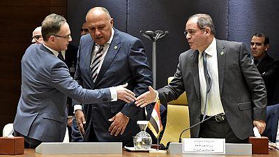 Paix en Libye: la réunion ministérielle régionale a débuté ce jeudi à Alger