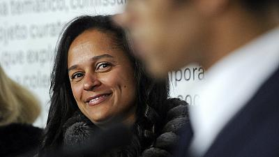 Angola wants to discredit legacy of the dos Santos' - Isabel fights back